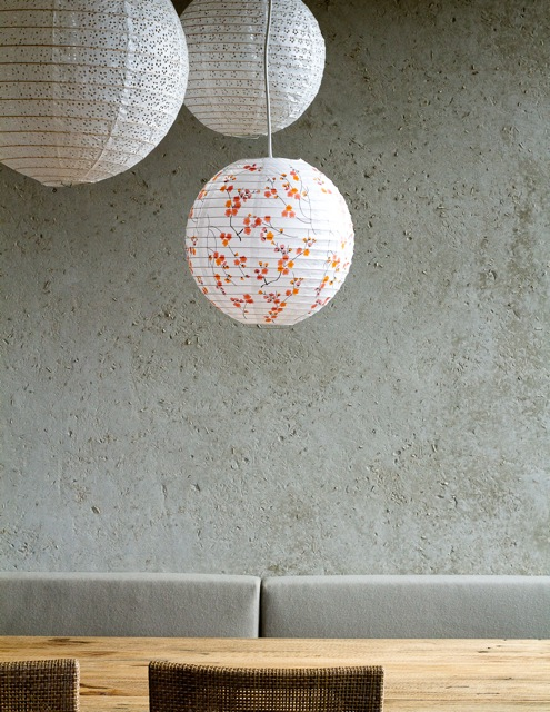 Clay Plaster Decor